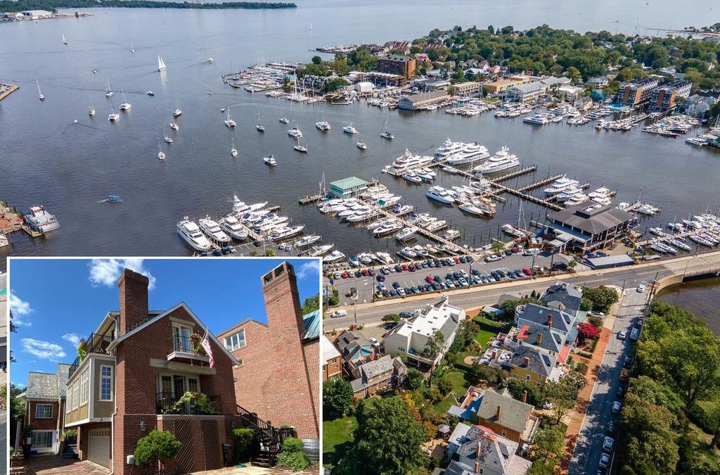 3 COMPROMISE STREET, ANNAPOLIS, MD 21401