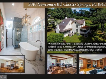 2010 NEWCOMEN ROAD, CHESTER SPRINGS, PA 19425
