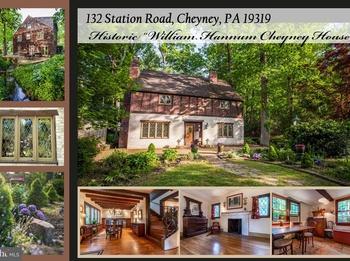 132 STATION ROAD, CHEYNEY, PA 19319