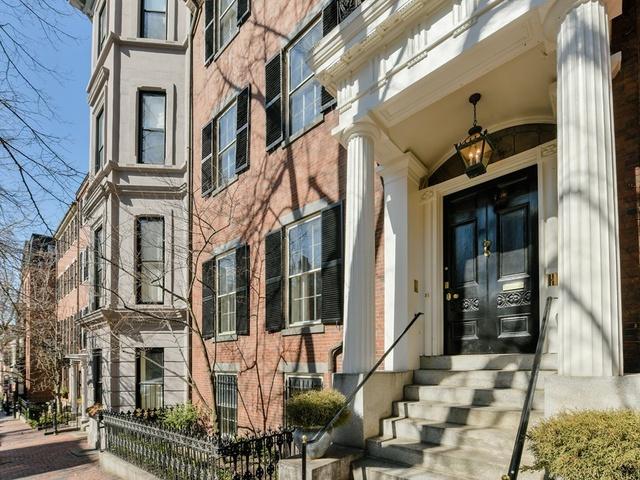 31 Chestnut Street, Boston MA 02108