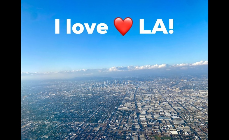 Looking to move to LA and living the LA Southern California Lifestyle? I LOVE LA!