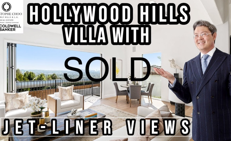 Moving to LA? Live Like a Celebrity in This Exquisite Hollywood Hills House! Christophe Choo