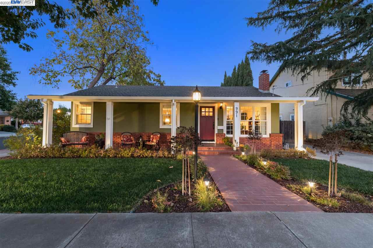 991 Rose Ave, PLEASANTON, CA 94566