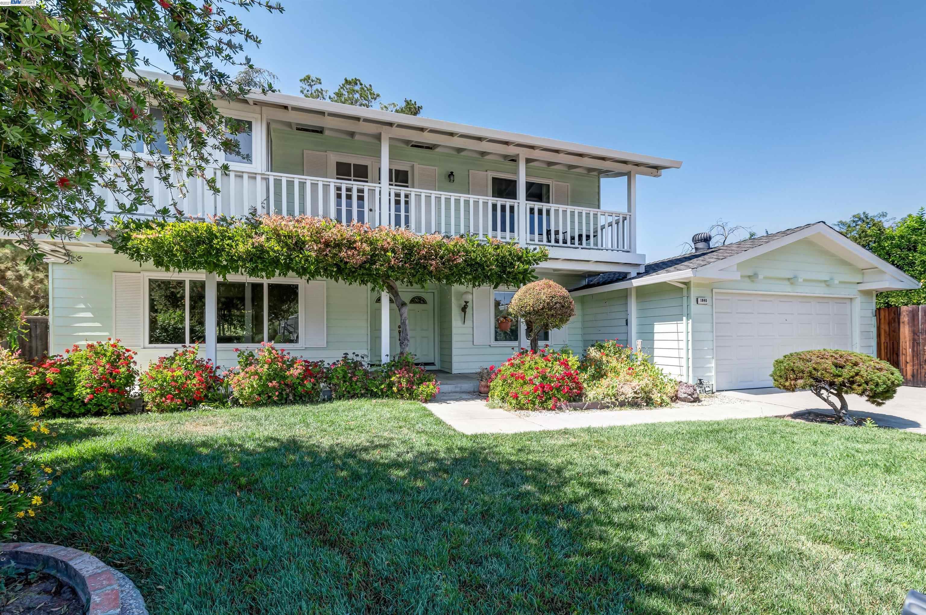 1840 Tanglewood Way, PLEASANTON, CA 94566
